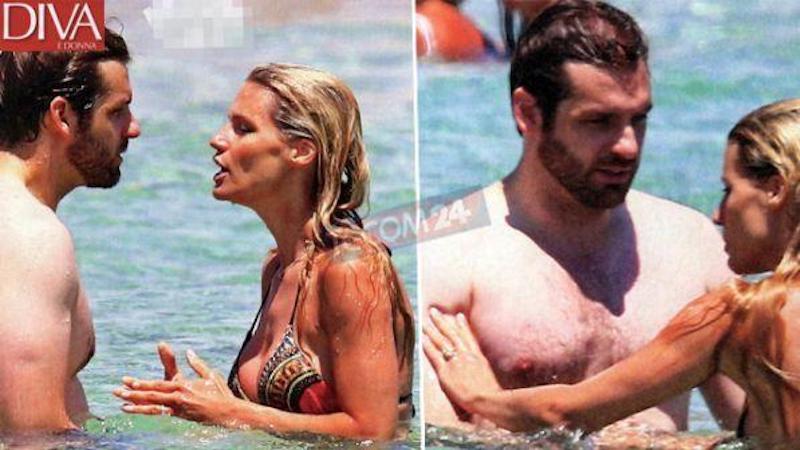 Michelle Hunziker e Tomaso Trussardi, caos in mare: urla e f