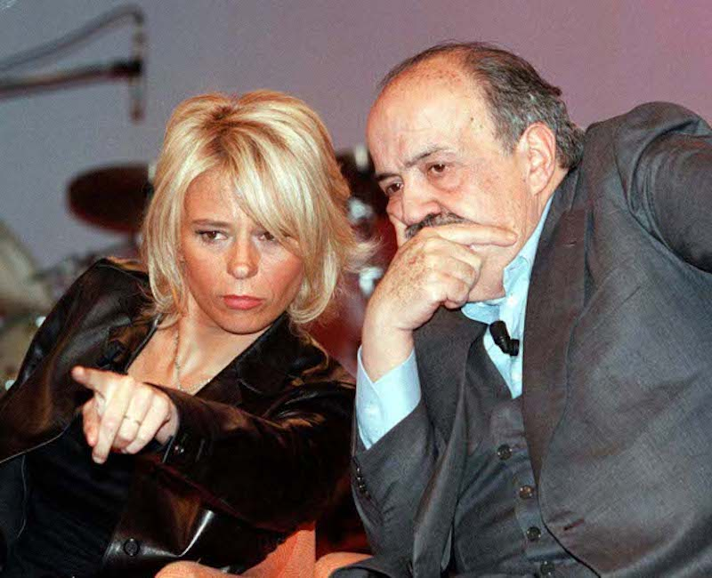 """Maurizio Costanzo vuota il sacco: """"Maria De Filippi…"""". Parol"""