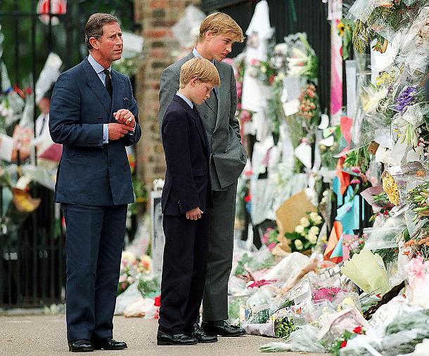 """""""William e Harry furono costretti"""". Lady Diana, il fratello"""