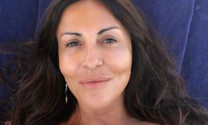 Sabrina Ferilli 55 Anni Il Bikini E Da Applausi Caffeina Magazine
