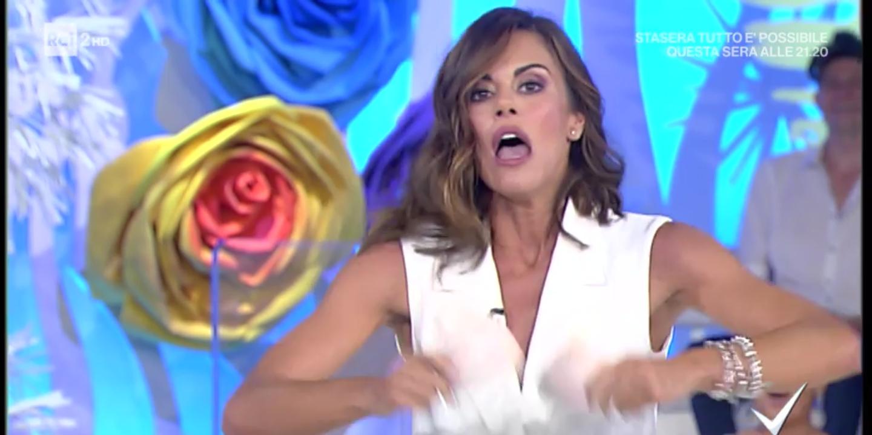 """""""Guillermo, ma che fai?!"""". Bianca Guaccero furiosa contro Ma"""