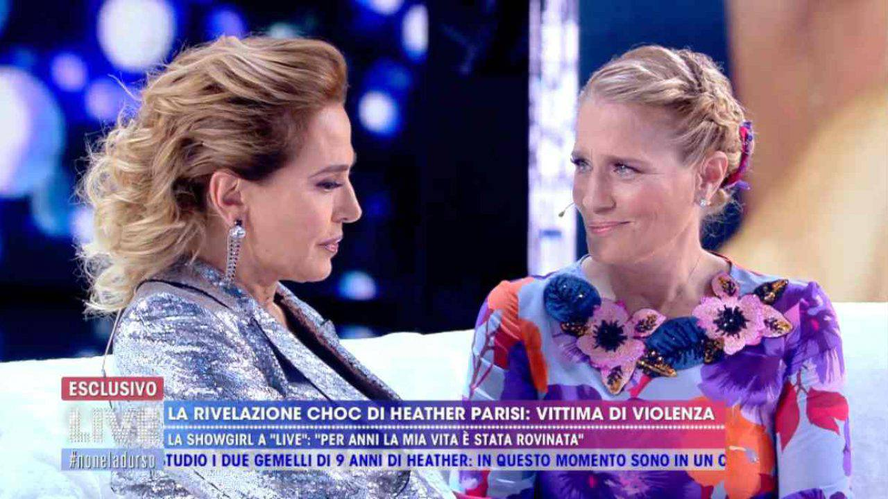"""Mi ha massacrata con calci e pugni per 7 anni"". Heather Par"