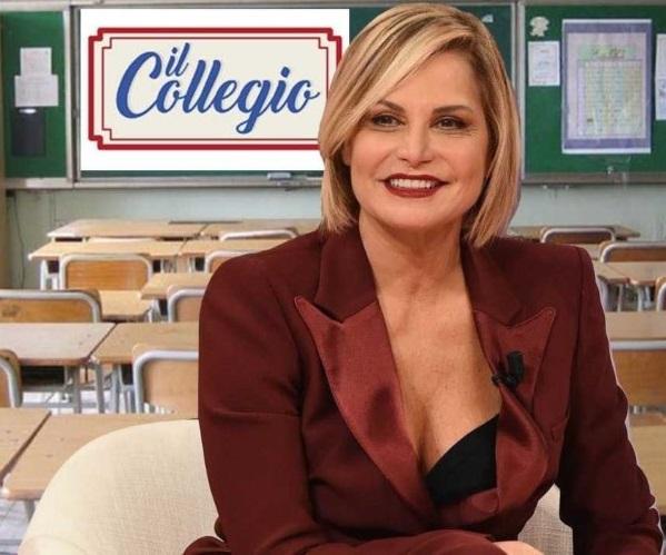 Simona Ventura top, è successo durante la puntata del Colleg