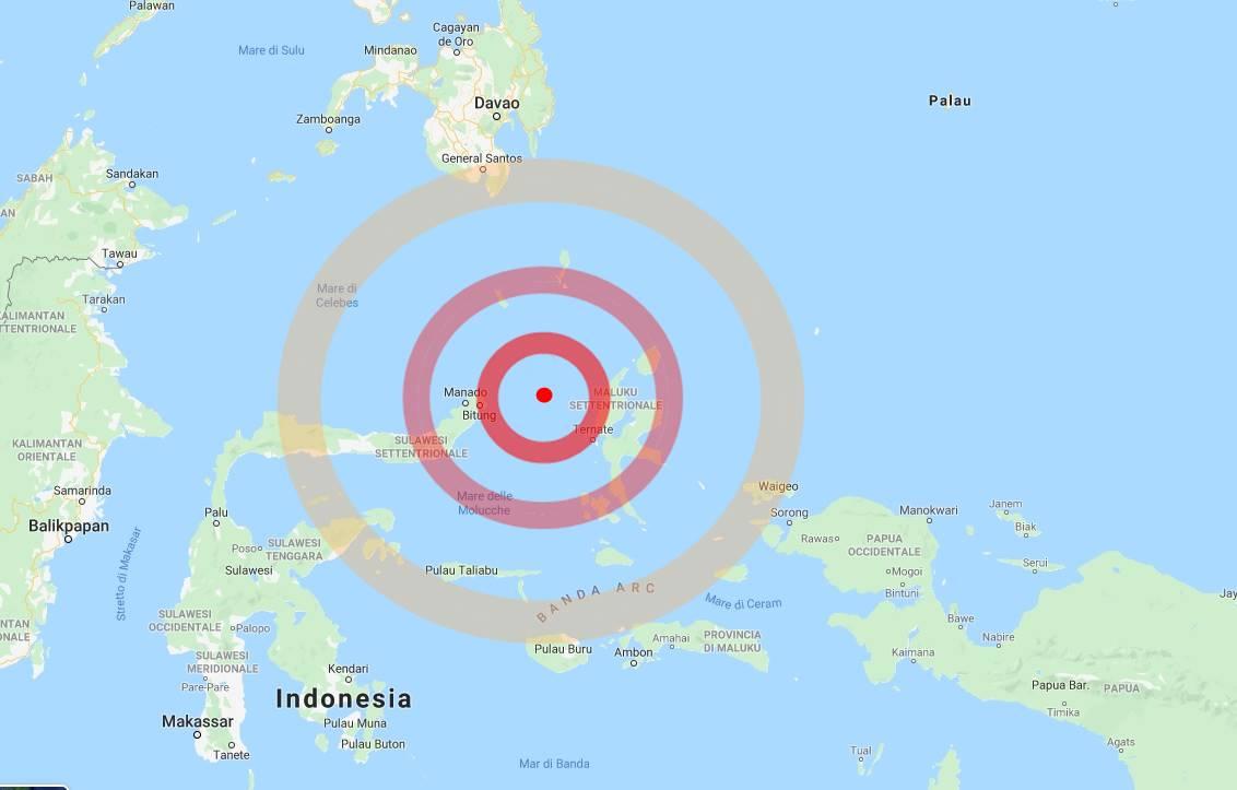 Terremoto 7.4. Paura tra la popolazione: diramata l'allerta