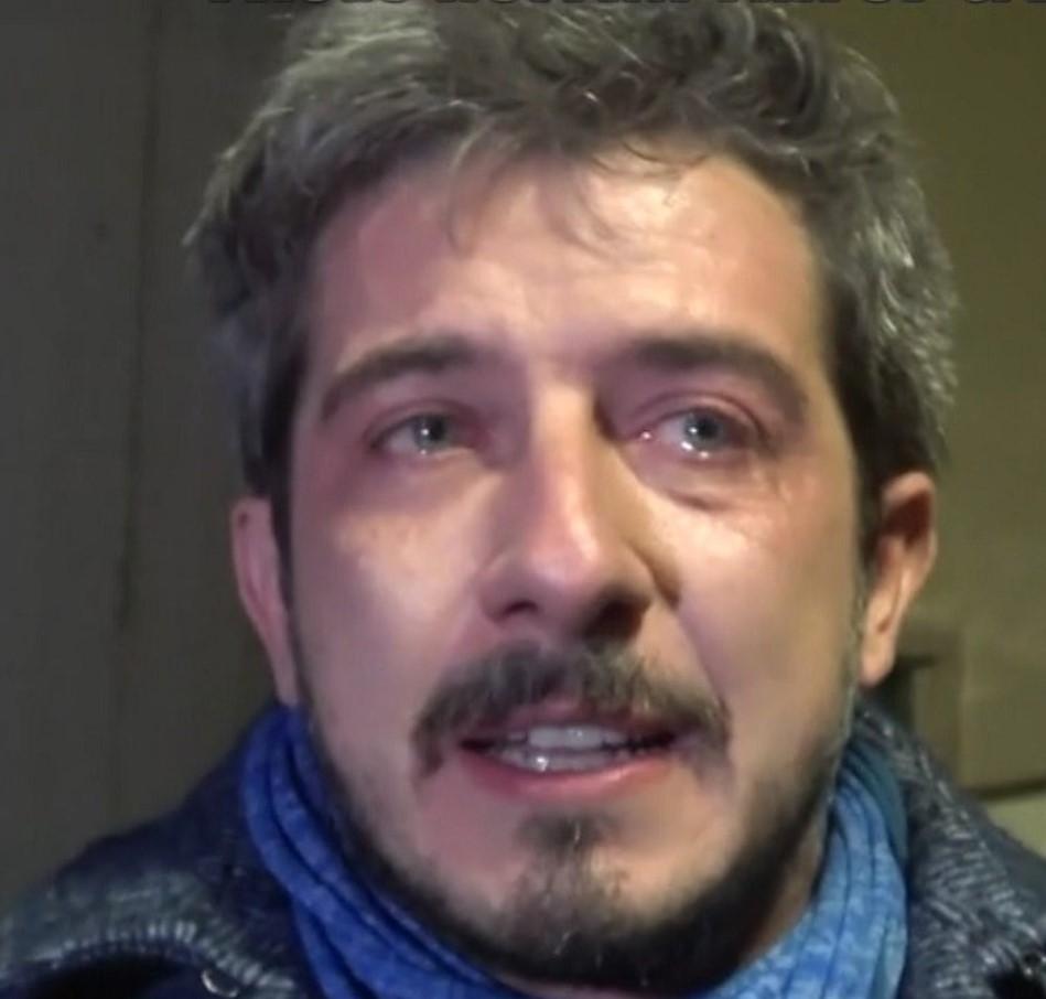 """""""Momento down"""". Paolo Ruffini lo confessa senza vergogna. In"""