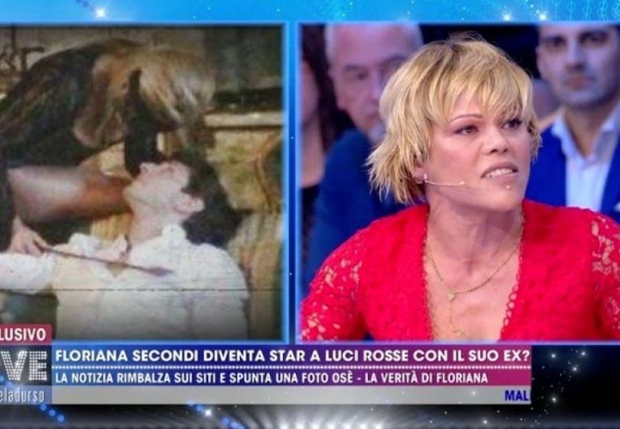 """""""Un fro*** di me***"""". Floriana Secondi, salta fuori la famos"""