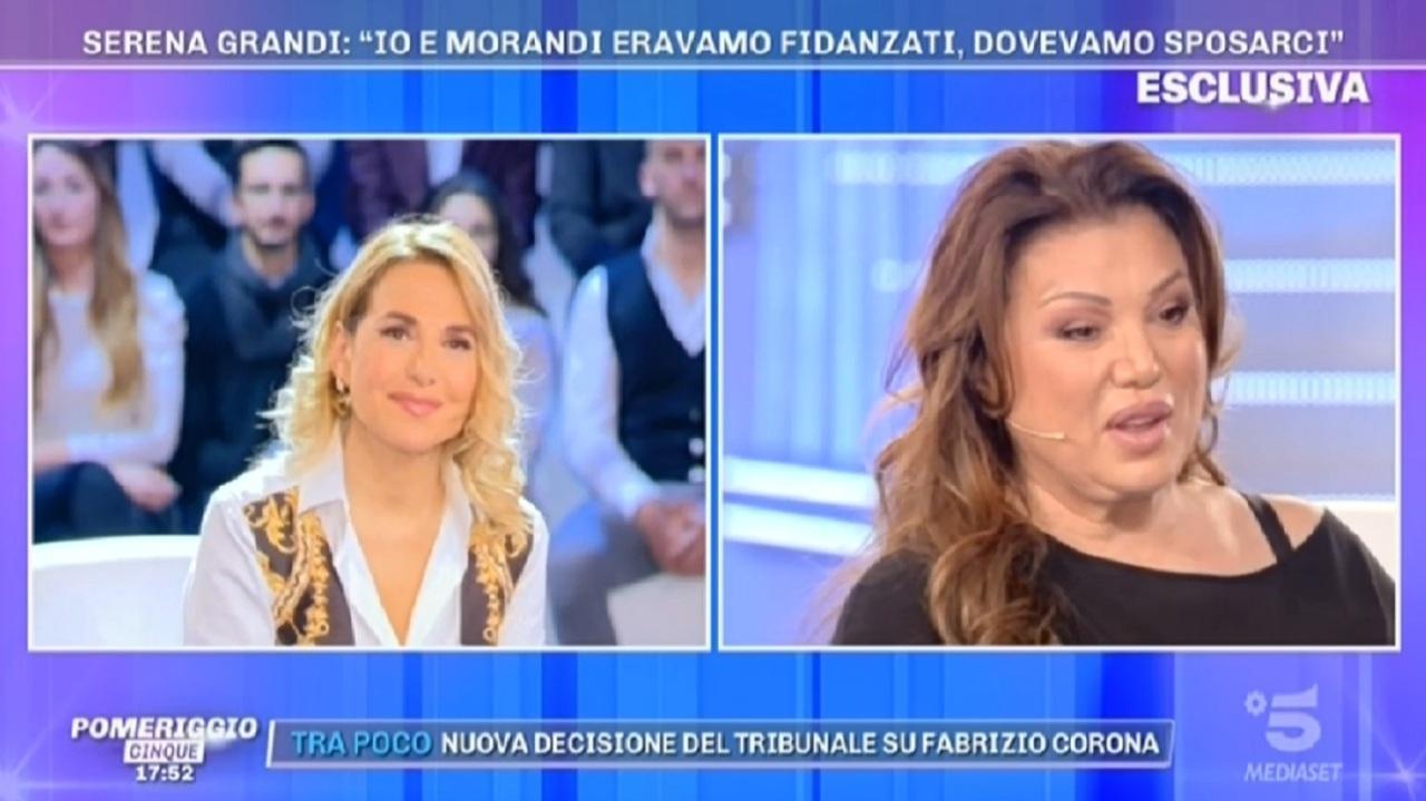 """Siamo stati insieme, poi mi ha mollato"". Gianni Morandi, em"
