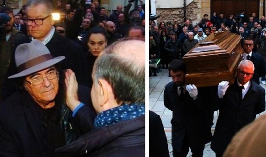 Albano Carrisi, 'dopo' la morte della mamma la proposta a Ro