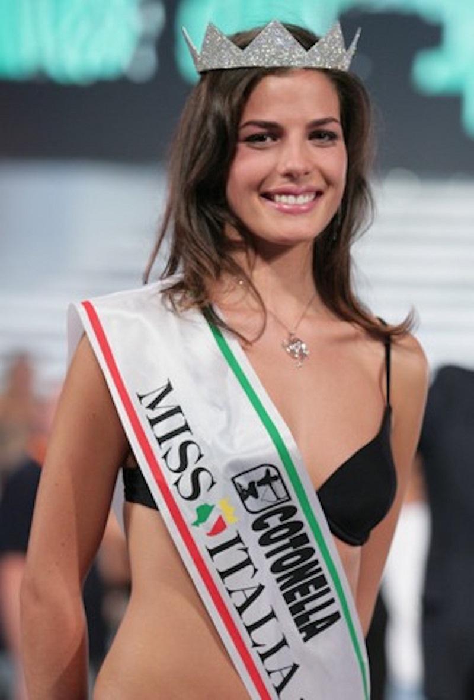 """""""Era messo male"""". Edelfa Chiara Masciotta, la ex Miss Italia"""