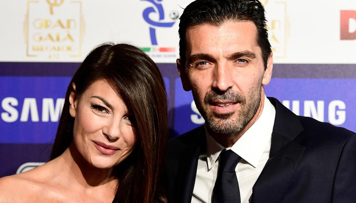 """""""Lo hanno fatto"""". Gigi Buffon e Ilaria D'Amico, non si parla"""