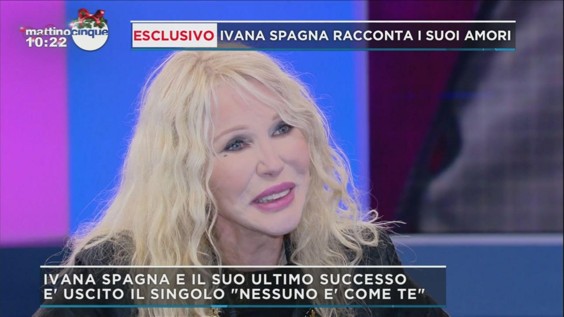 """""""Non ci posso credere!"""". Ivana Spagna, la confessione (assur"""