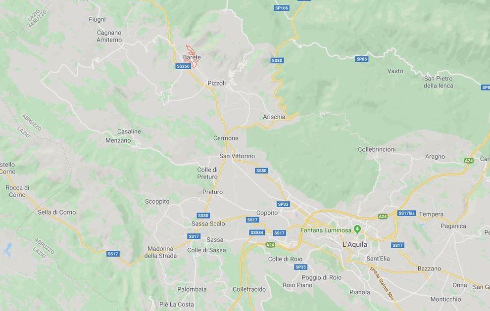 Terremoto. l'Italia trema ancora. Due scosse di magnitudo fr