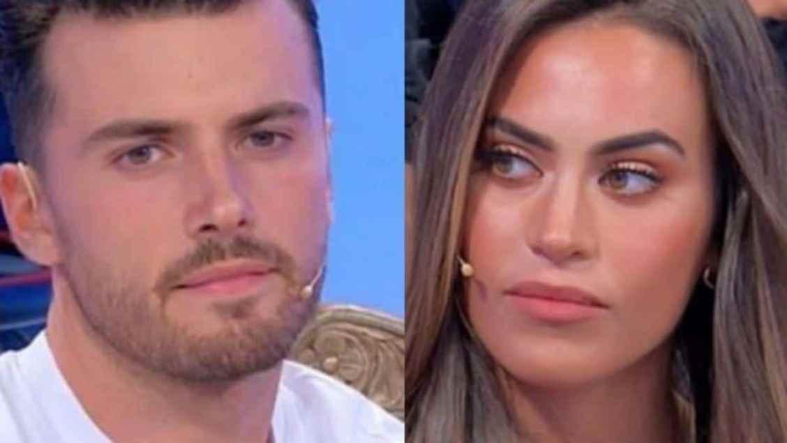 """Uomini e Donne, l'incontro tra Veronica Burchielli e Alessandro Zarino finisce tra le polemiche: """"Tutto ..."""