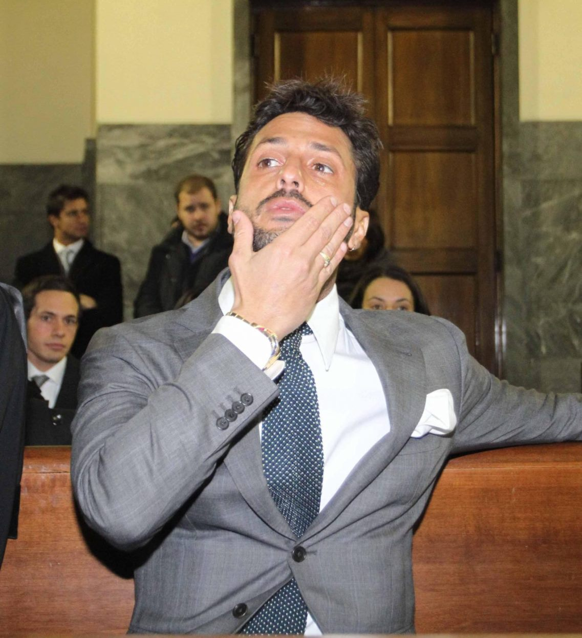 Fabrizio Corona fuori dal carcere, le nuove foto su Instagra