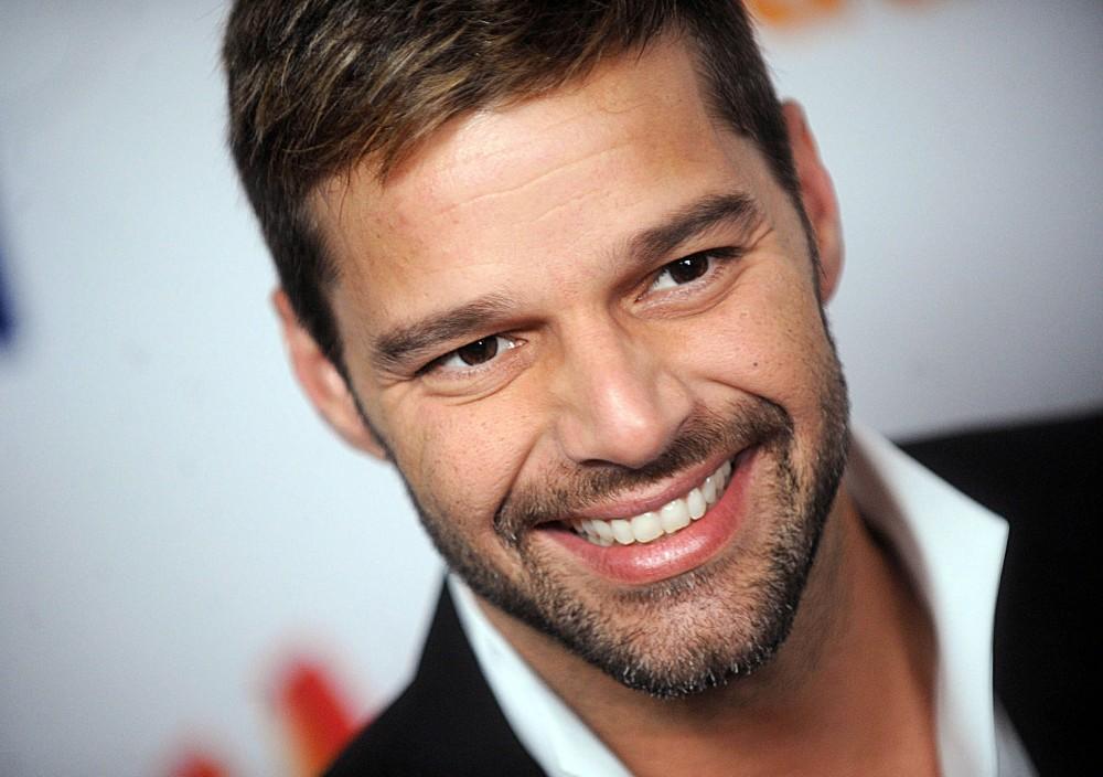 Ricky Martin, la foto rarissima della figlia Lucia (11 mesi)