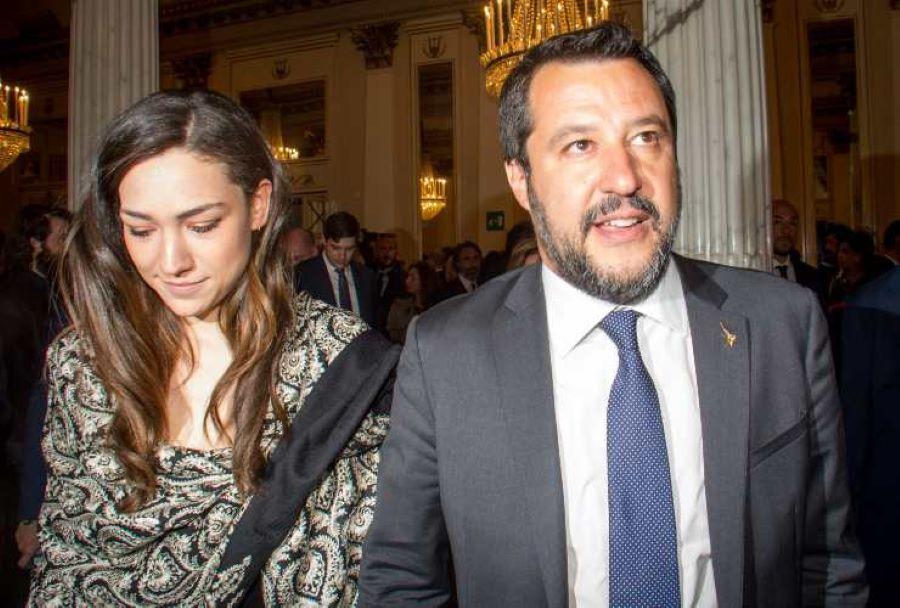 Matteo Salvini e Francesca Verdini stanno per sposarsi? Quel