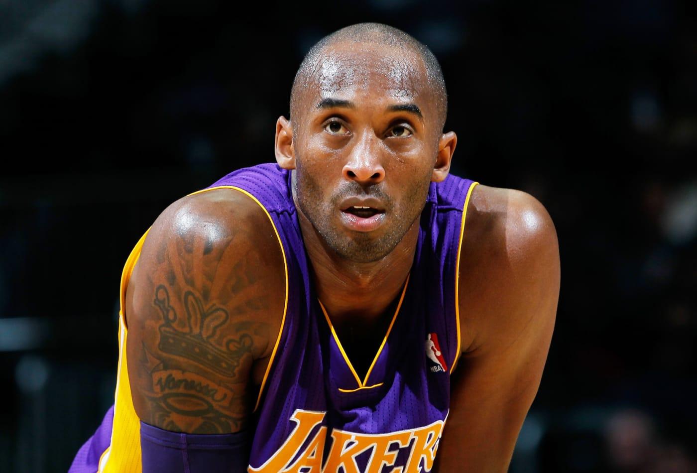 """""""L'ho visto cadere"""". Kobe Bryant: il testimone oculare racco"""