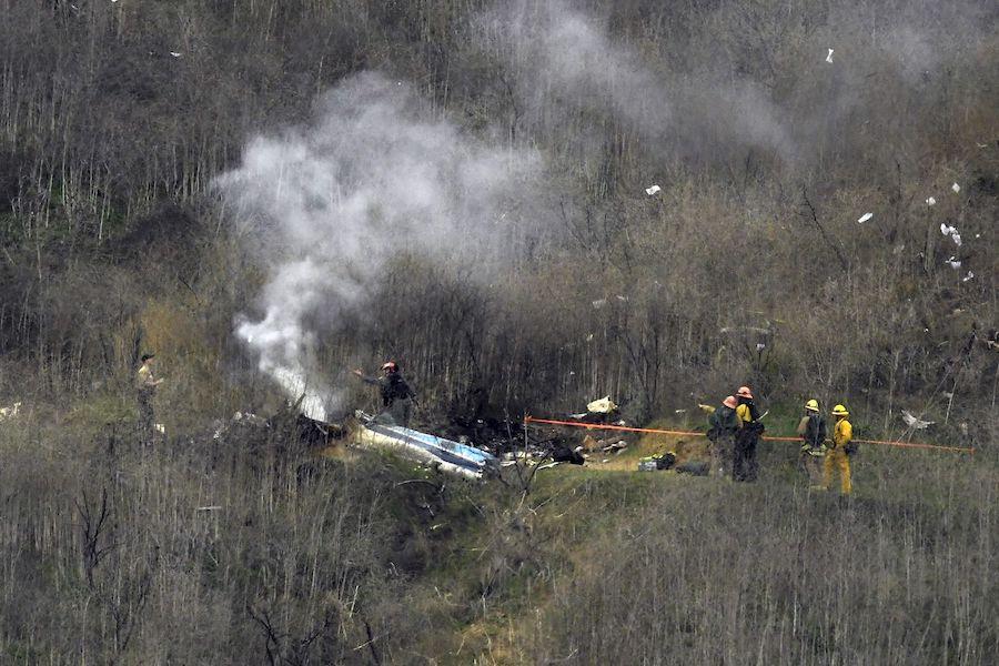 Morte Kobe Bryant: l'ultimo messaggio dall'elicottero, poi l