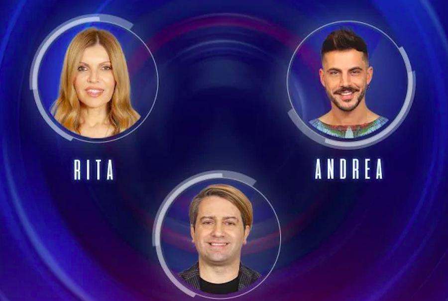 GF Vip, tutti contro Michele Cucuzza e Antonio Zequila: gest