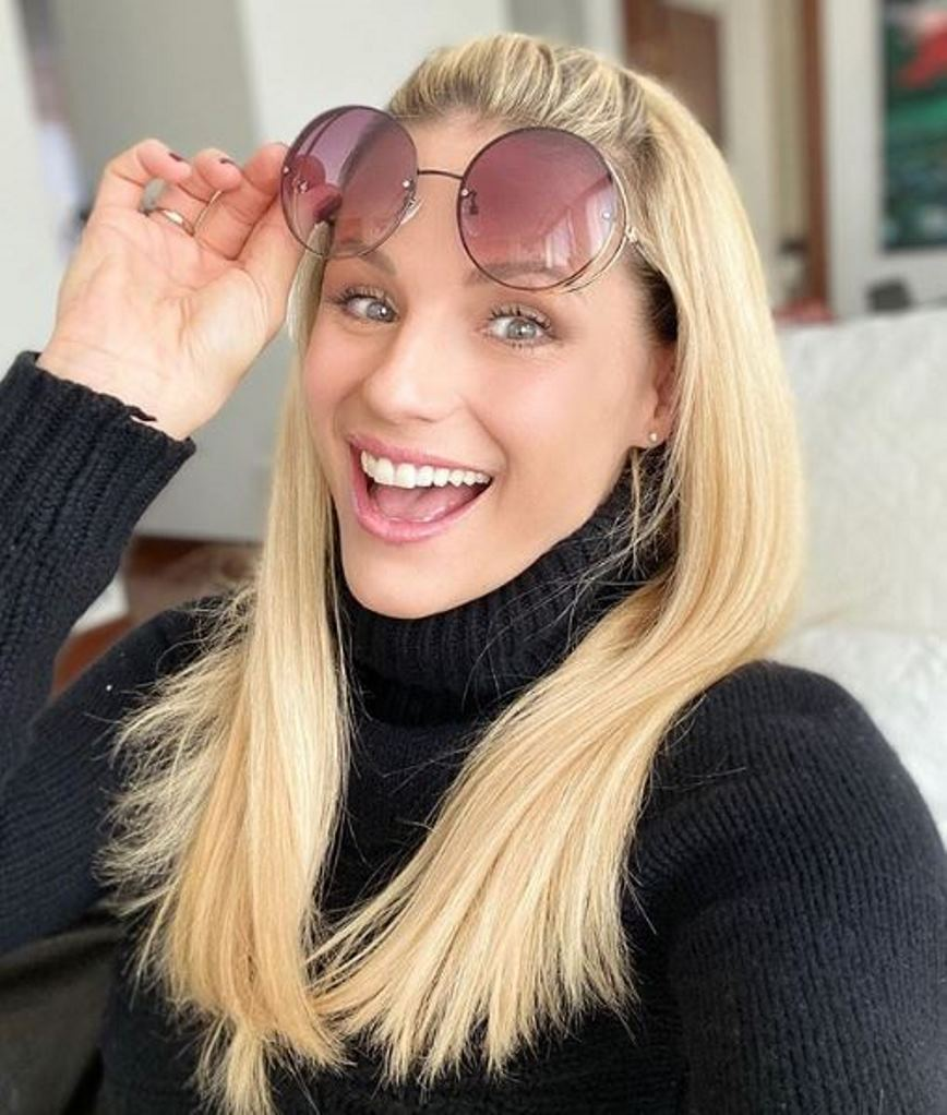 Michelle Hunziker diversa su Instagram: impossibile non