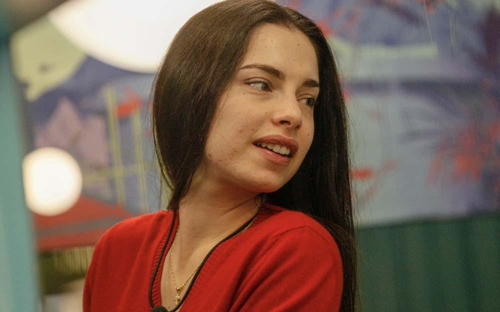 GF Vip, Carlotta Maggiorana in lacrime: non poteva ricevere