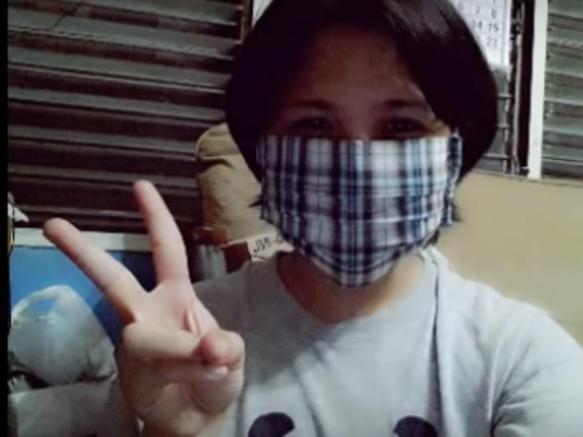 come fare una mascherina antivirus di stoffa