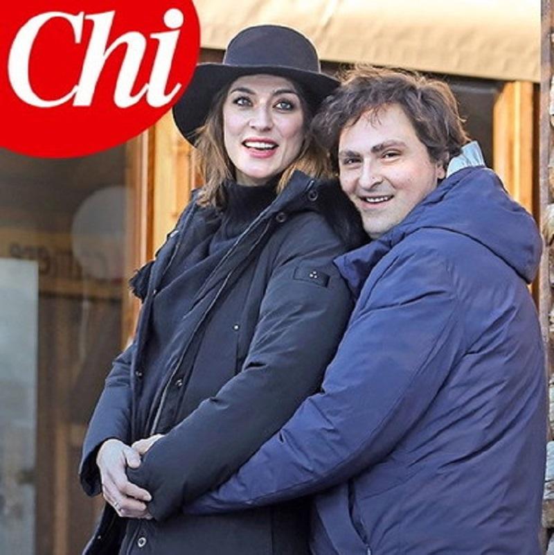 Elisa Isoardi e Alessandro: ormai è ufficiale. Non si nascon