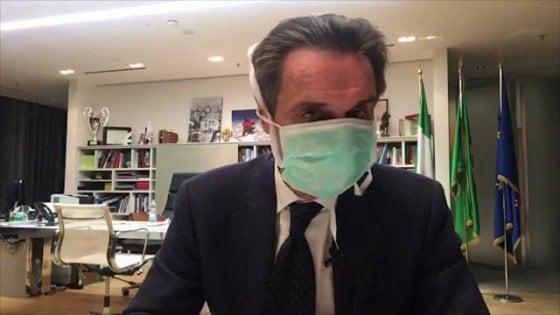Coronavirus, anche il governatore della Lombardia Fontana in
