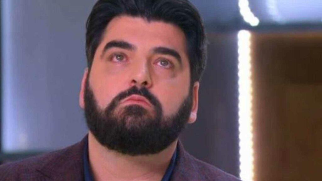 """Sei un grande"". Antonino Cannavacciulo in lacrime a MasterC"
