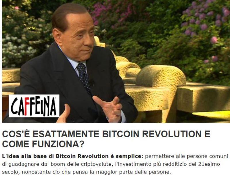 Bitcoin truffa web caffeina magazine