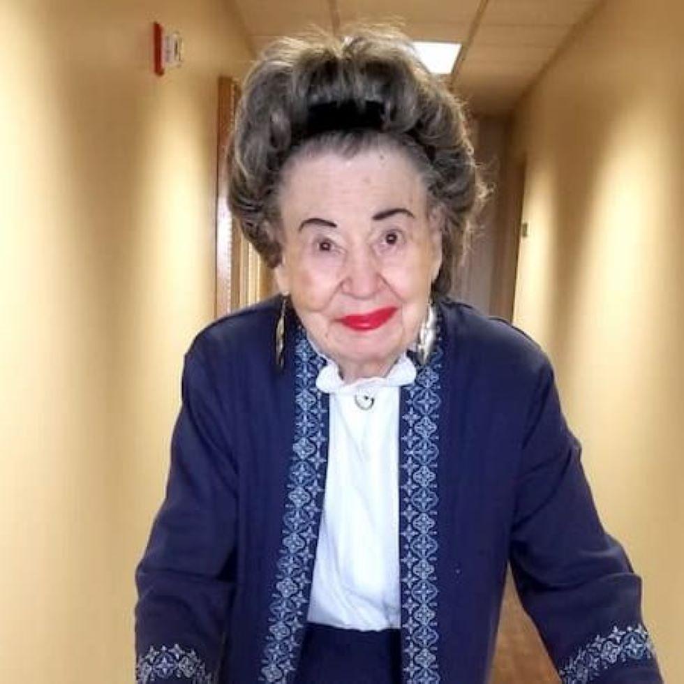 Lutto nel cinema: addio a Diana Serra Cary, attrice che rest