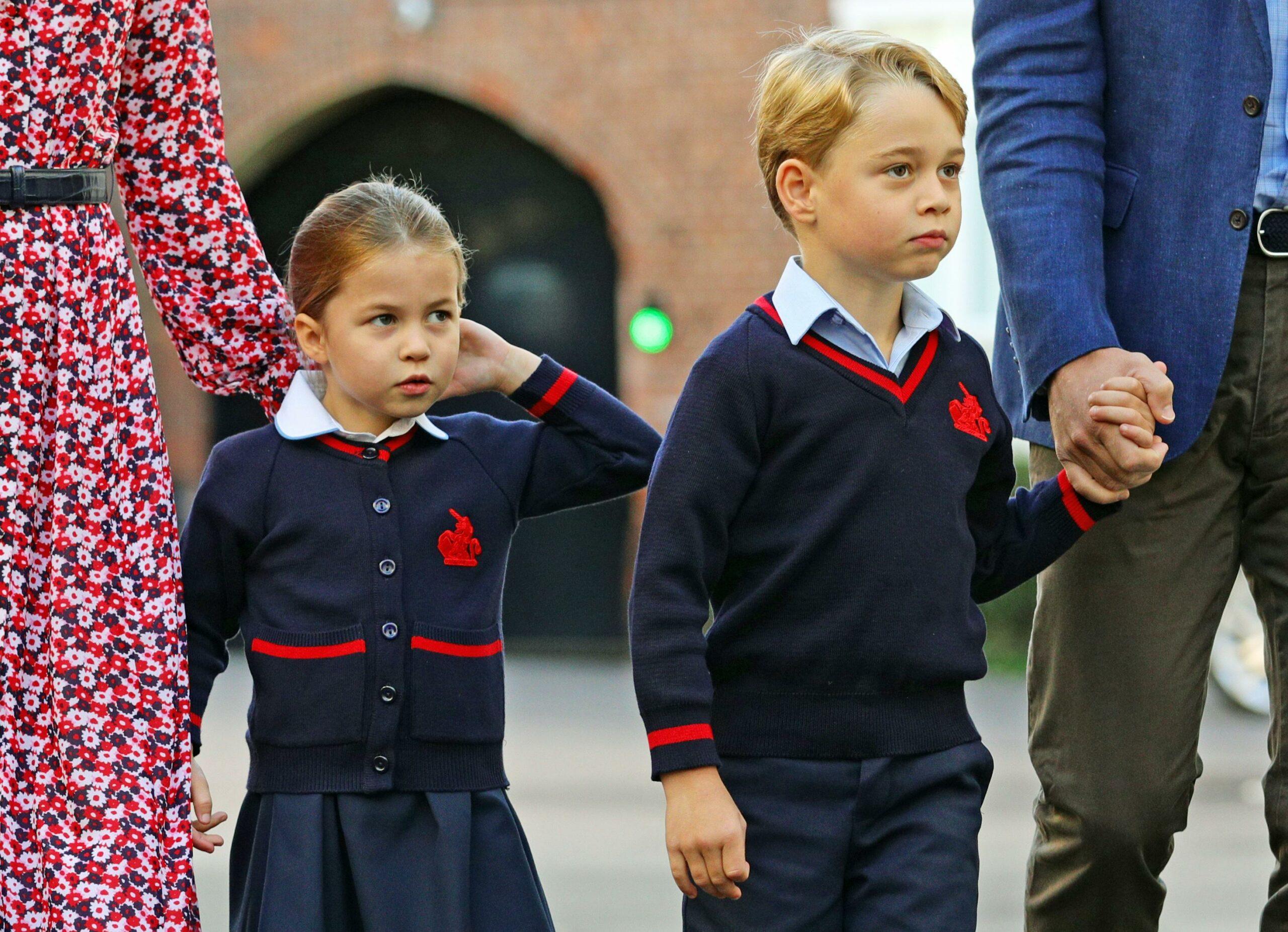Il Coronavirus preoccupa anche i reali di Inghilterra |  è successo nella scuola di George