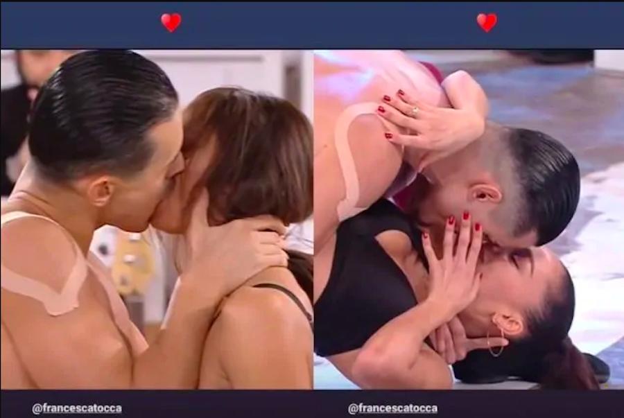 """""""Rotta il ca***…"""". Francesca Tocca e Valentin, la ballerina"""