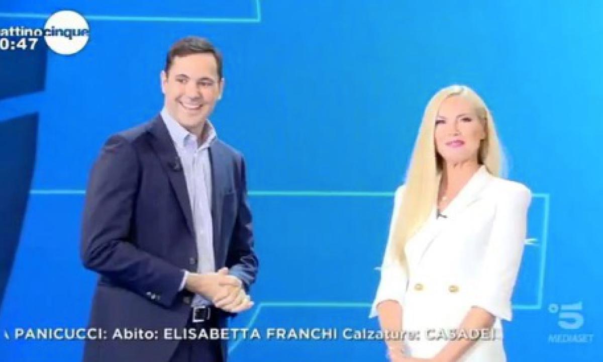 Federica Panicucci, arriva la decisione di Mediaset: adesso è ...