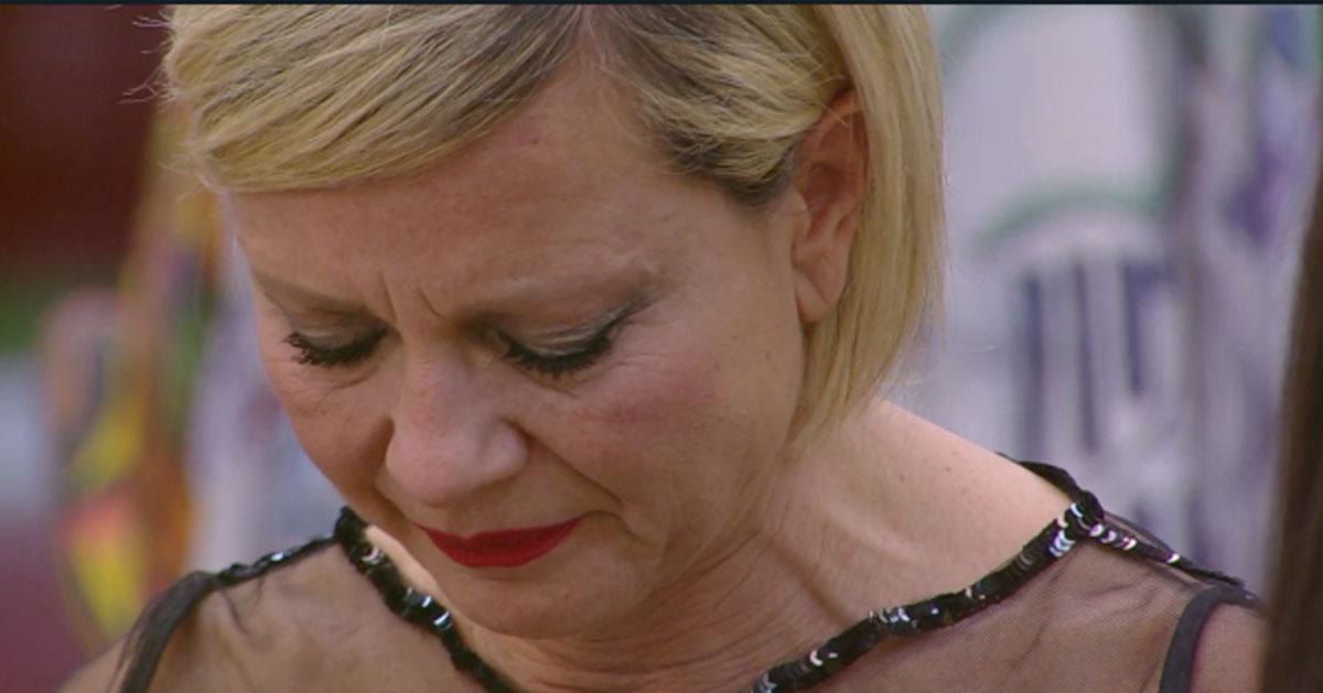 GF Vip, Antonella Elia scoppia in lacrime: il crollo a poche