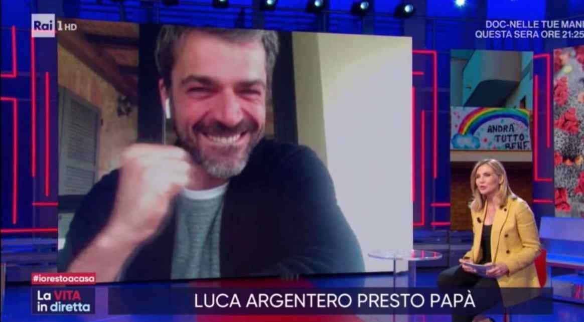 Luca Argentero, la notizia più bella: questo sì che è un risveglio 'top'