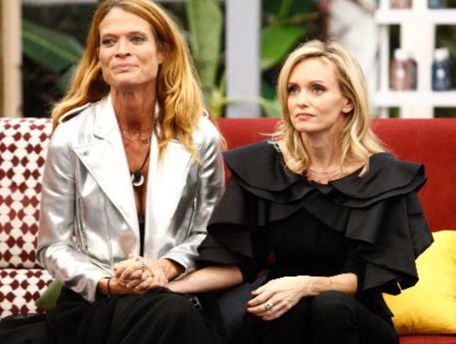 """""""Tette e amicizia!"""". Jane Alexander e Justine Mattera, la fo"""