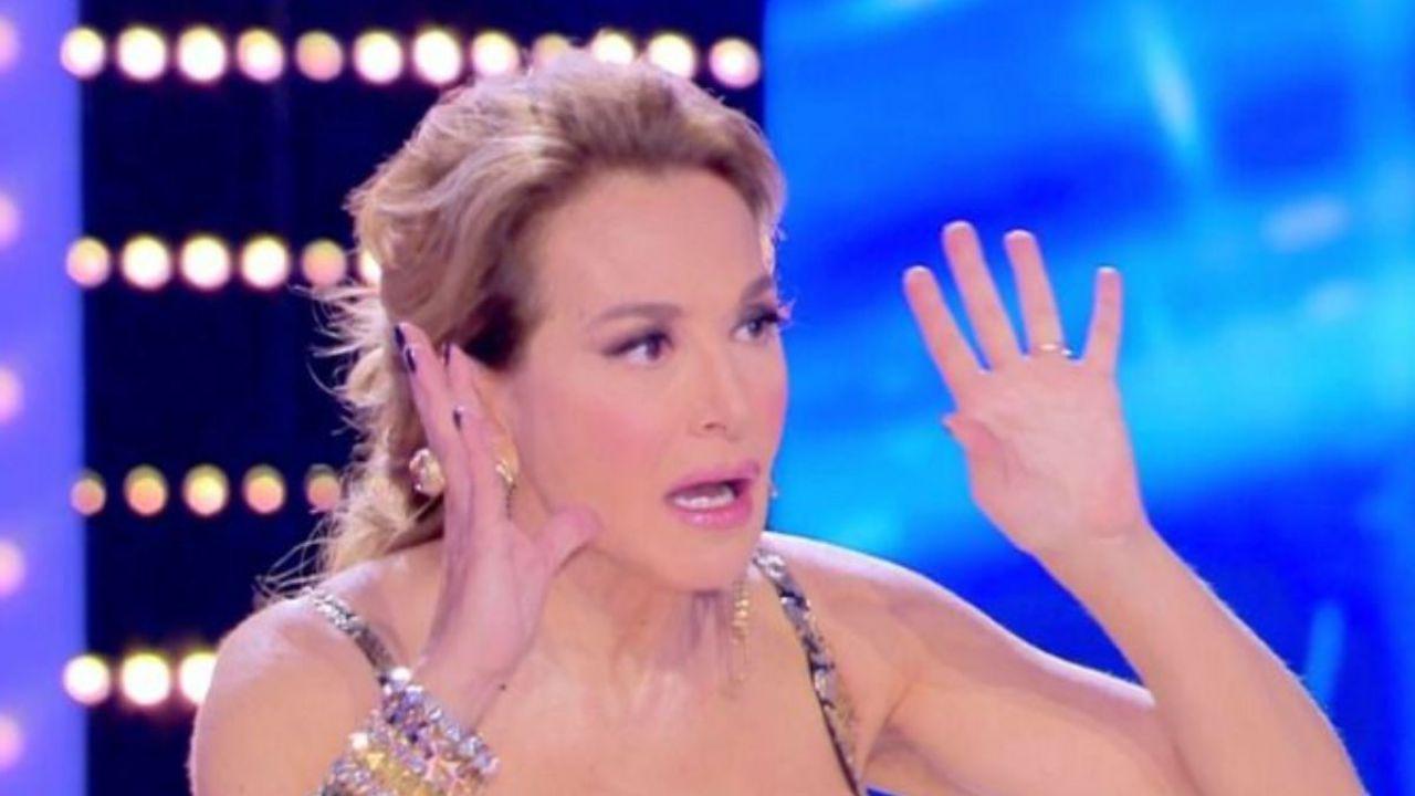 """Barbara d'Urso e lo choc di andare in onda senza pubblico: """""""