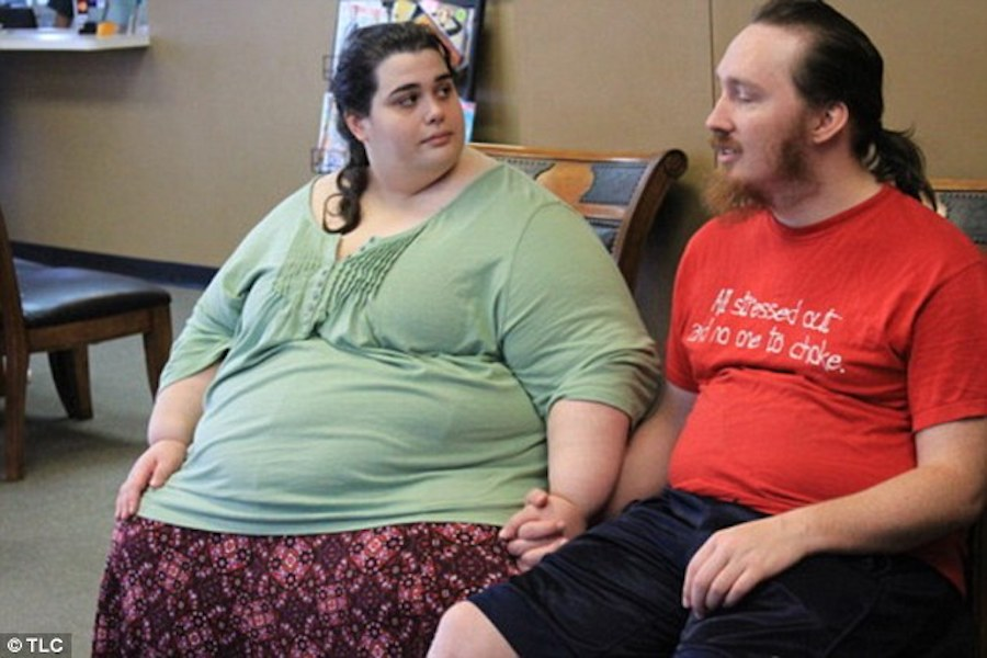 Da 330 chili a 70. Meno 260 chili e una trasformazione choc,