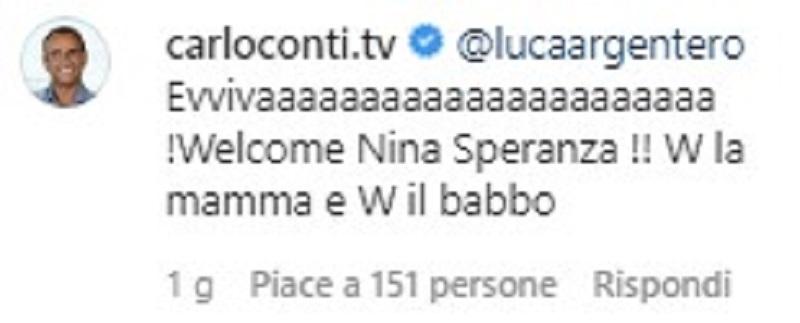 È successo subito dopo nascita Nina Speranza Luca Argentero Cristina Marino dimenticheranno