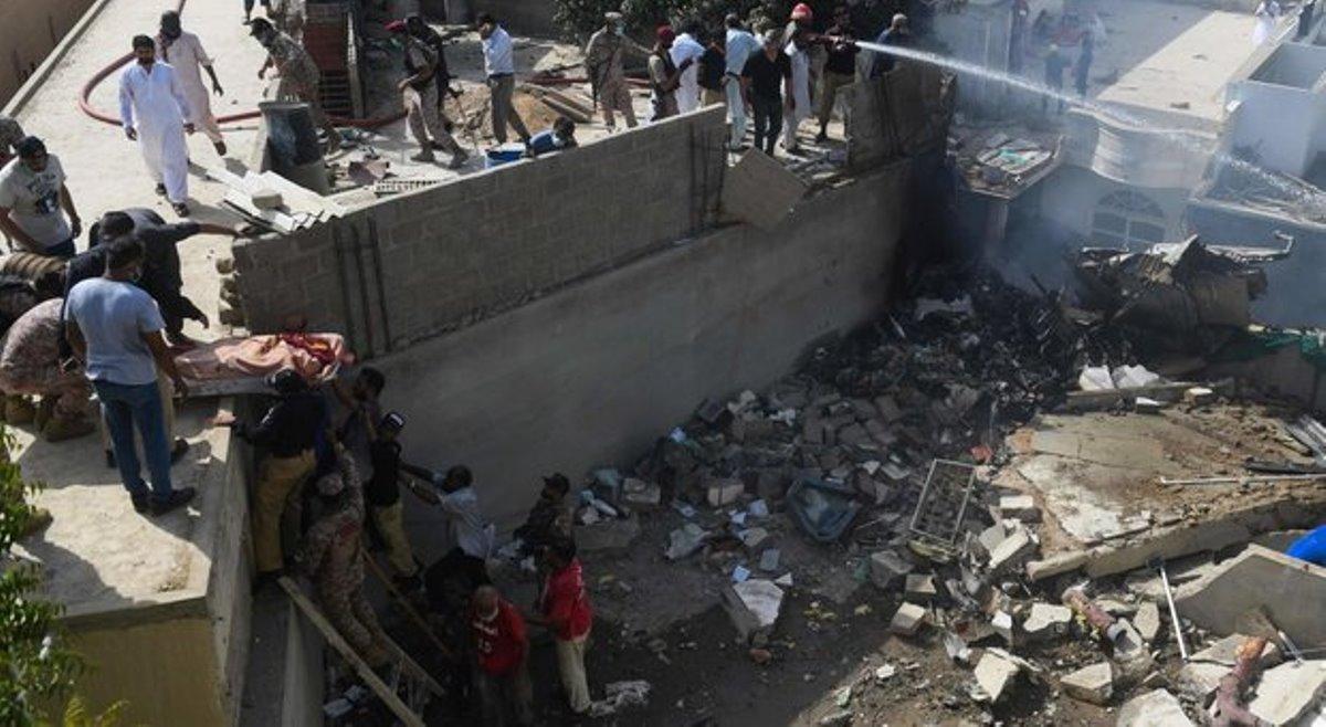 Disastro aereo |  anche la modella tra le vittime |  aveva 28 anni