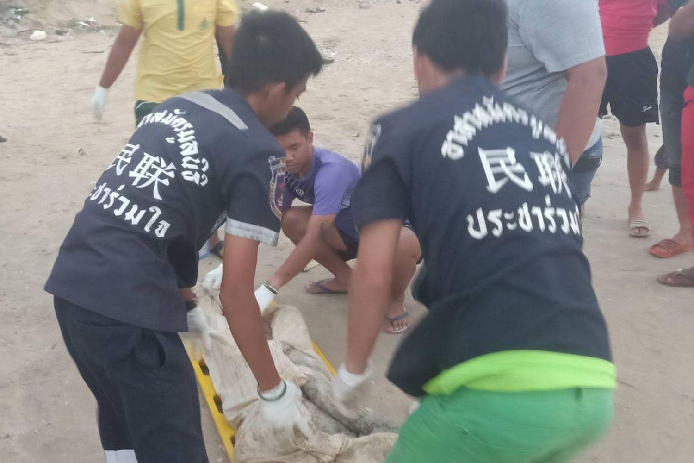 Neonato abbandonato sbranato varano resti trovati bimbo
