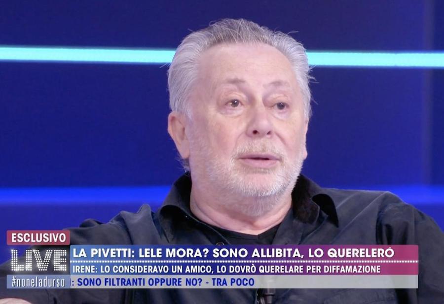 """""""Quelli della Banda della Magliana con Irene Pivetti"""". L'acc"""
