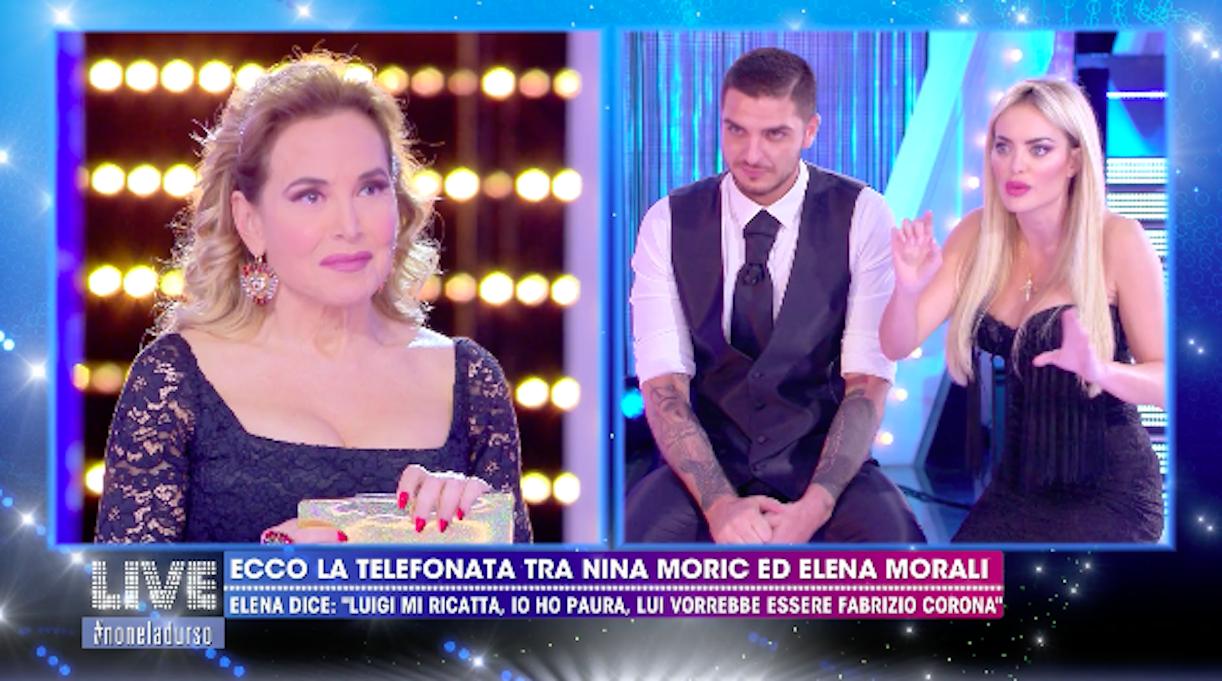 """""""Ma ho rivisto l'altro"""". Elena Morali, la confessione a Live"""