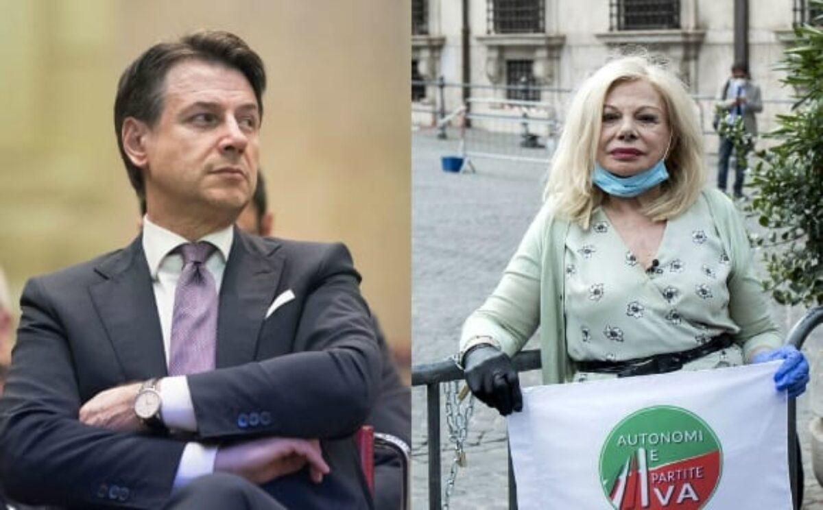 """""""Ecco cosa ho davvero chiesto a Giuseppe Conte"""", Sandra Milo"""