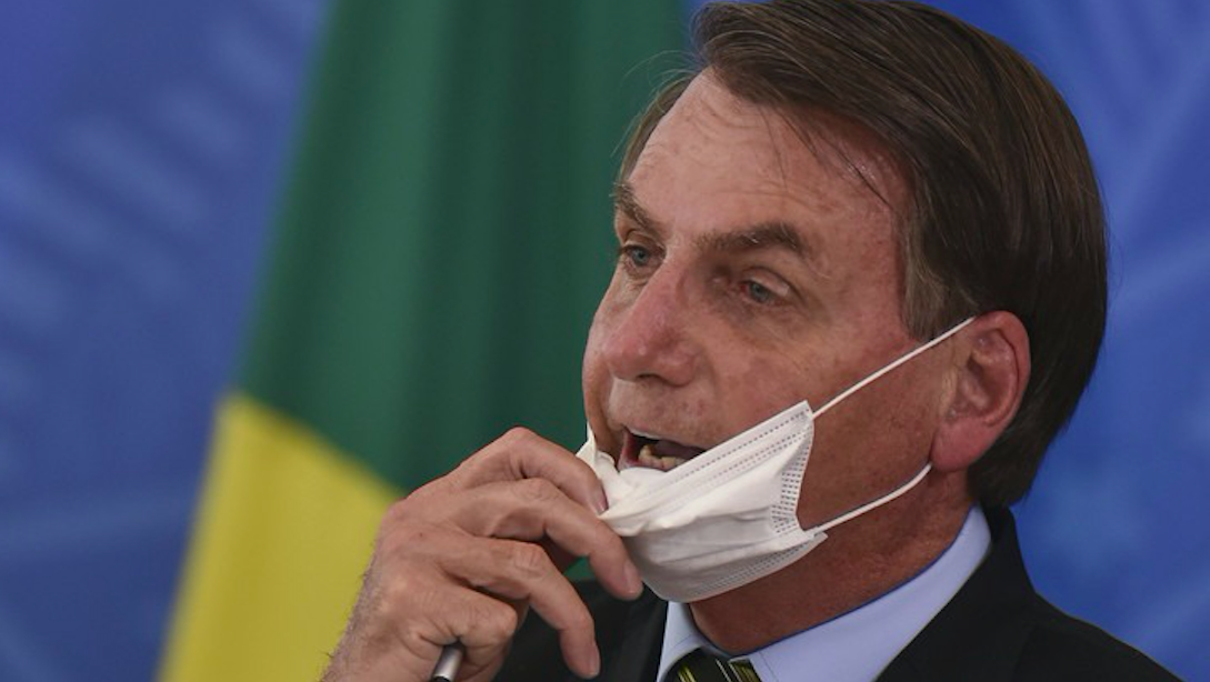 ブラジル、コロナウイルスのぞっとするような数字:死者数では世界第3位の国