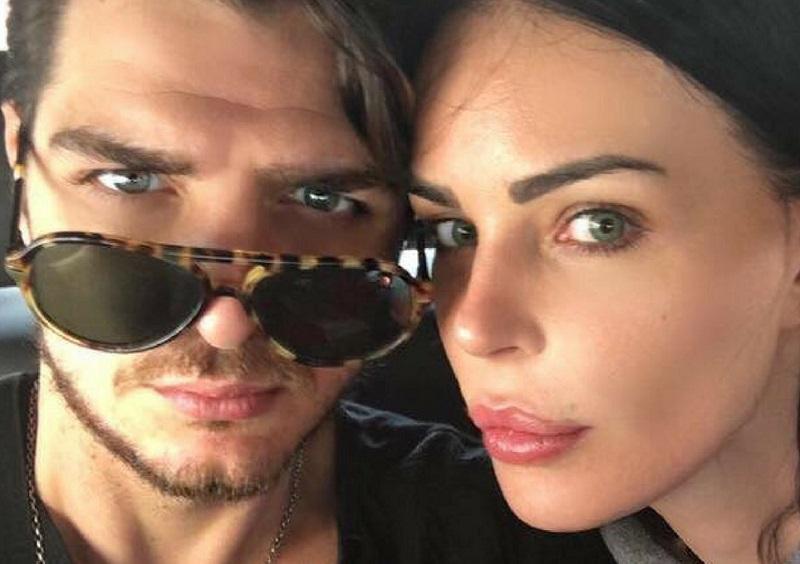 Nina Moric torna a sorridere e presenta il suo nuovo uomo: f