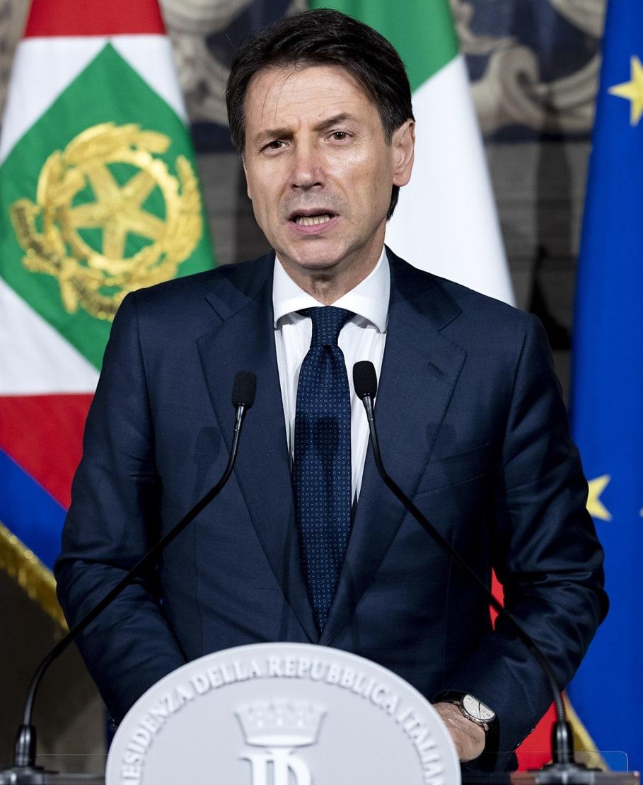 """""""Mia moglie…"""". Giuseppe Conte, spunta il messaggio 'piccante"""