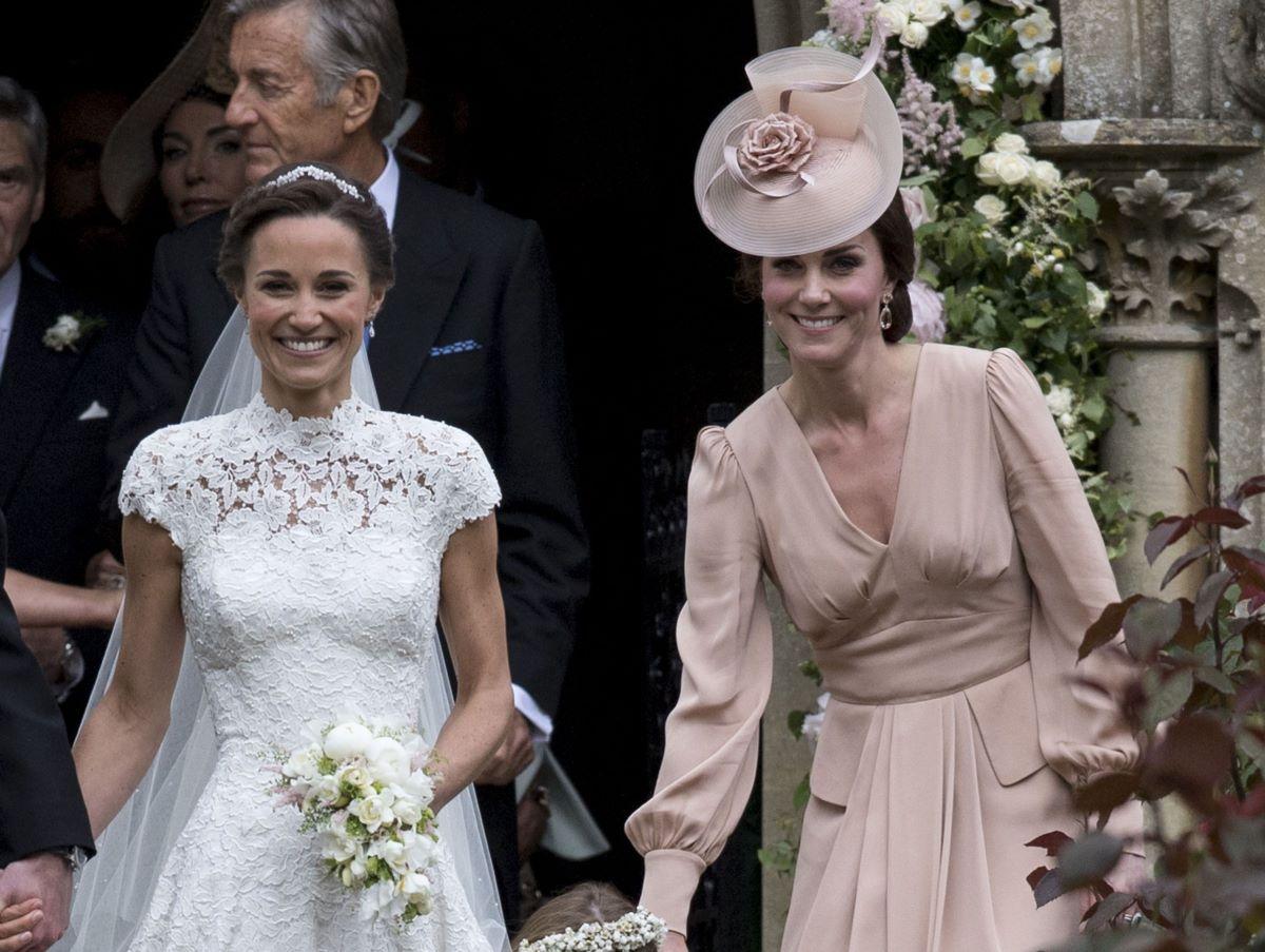 """Pippa Middleton, """"smacco"""" alla sorella Kate: la voce che cir"""