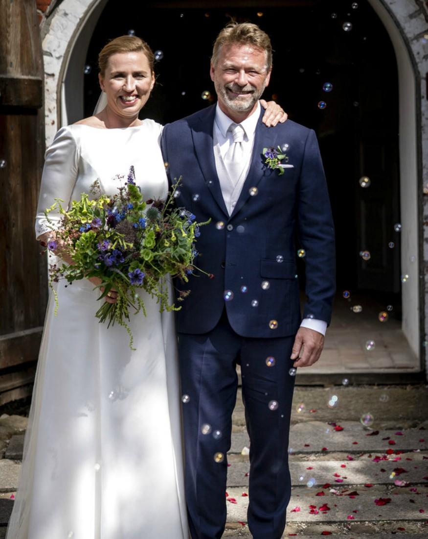 matrimonio premier danese Mette Frederiksen